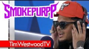 Smokepurpp – Tim Westwood Freestyle